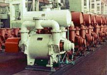 Водокольцевые вакуумные насосы ВВН и ДВВН для