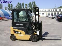 Fork truck Caterpillar EP16N EX VZI