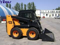 Kovshovy miniloader of Digger SSL8700