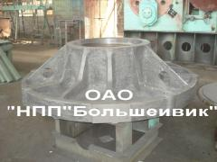 Details for the equipment of processing industry