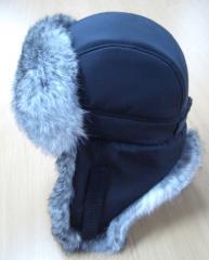 Fur shapkiizdeliya fur (caps) tailoring