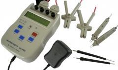 Многофункциональный микроомметр ЦС4105 с цифровым