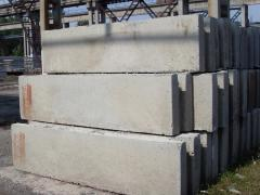 Blocks concrete FBS 12.4-6