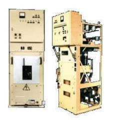 Complete distributing devices: KM-1F, KM-1FM,