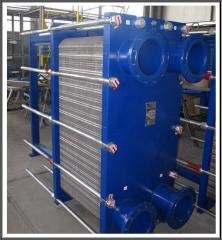 "The lamellar folding heat exchanger ""Is"