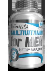 Multivitamin for Men BioTech USA 60 tabs.