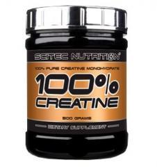 100% of Pure Creatine Scitec Nutrition of 1000