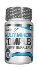 Multimineral Complex Biotech USA 100 tabs.