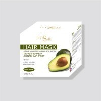 Mask cosmetic Strengthening and growth of hair of