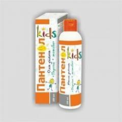 Oil children's camomile + calendula of 200 ml