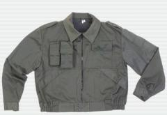 Service dress according to the specification