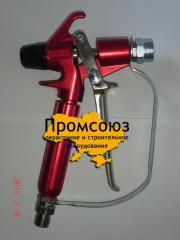 Painting airless sprayer gun B-500 (500 bars)
