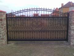 Hammered Gates 133
