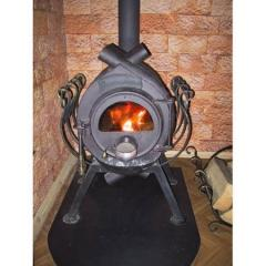 Furnaces calorifer on solid fuel,  BULLER, ...