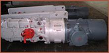 Привод к скребковому конвейеру СП-202