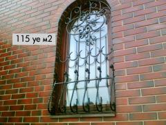 Window lattices forged Art 6