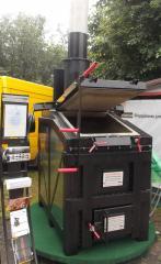 Крематор УТ300