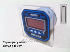 Temperature regulator of KTY, from 0 to +300 °C,