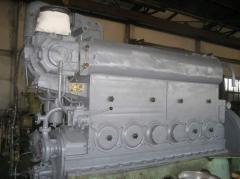 Diesel generator 320/500 6ChN/34