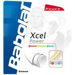 String for tennis of Babolat Xcel Power 12M