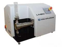 Homogenizer laboratory desktop (mikroflyuidayzer)