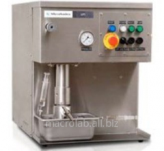 Homogenizer of high pressure (mikroflyuidayze