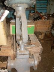 The valve But also NZ Du25 regulating two-saddle