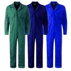 Одежда производственная