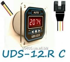 The counter of impulses of C, UDS-12.R C, to 9999