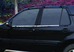 Наружная окантовка стекл Mercedes ML-163