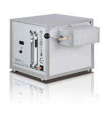Analyzer of diffusive ELTRA H-500 hydrogen