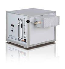 Analyzer of diffusive ELTRA H-500 hydrogen