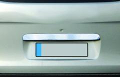Хром накладка над номером Hyundai Starex,H-1,