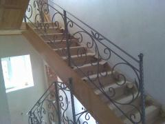 Wrought iron fence Art 11