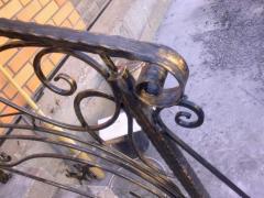Wrought iron fence Art 15