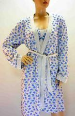 Jersey Халат + рубашка 1754