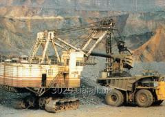 Разработка рудных ископаемых