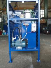Steam generator electric APEP-30
