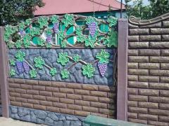 Формы для заборов и оград Формы  для столбов,формы
