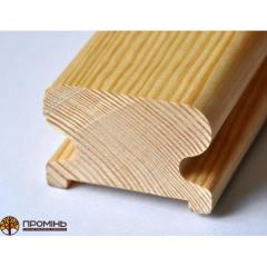 Hand-rail (pine) 2500/3000/3100/3200/3300/4000