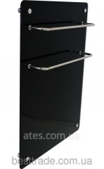 Инфракрасная стеклокерамическая  сушилка для полотенец   Hglass GHT 5070 чёрная 400/200 Вт