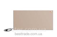Ceramic heating DIMOL maxi panel of 500 W white