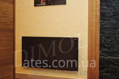 Инфракрасный керамический панельный обогреватель  DIMOL maxi 500 Вт чёрный