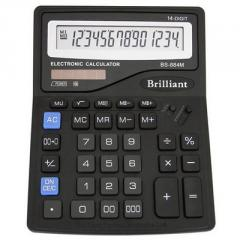 Brilliant BS-884M calculator