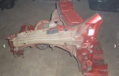 Четверть автомобиля Легковой Renault Megane II