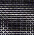 The grid is woven corrosion-proof