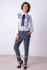 GERBERA blouse BLACK BELAYAKOD of goods: 1635