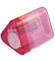 KUM Mini-Tri sharpener with the container