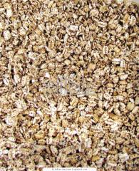 Oat flakes weight and packaged