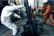 RIG CHIEF - fireproof fabrics for oil and gas